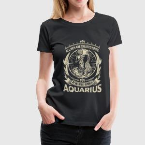 AQUARIUS MEN - Women's Premium T-Shirt