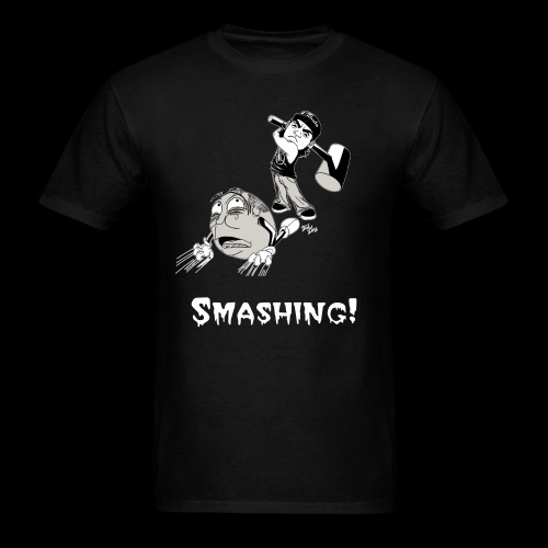 Smashing - Men's T-Shirt