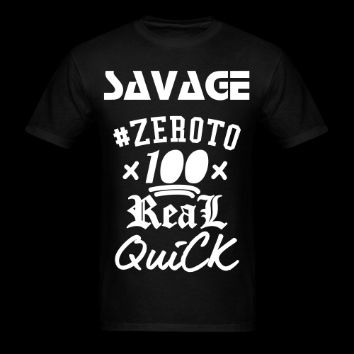 Savage Family - Men's T-Shirt