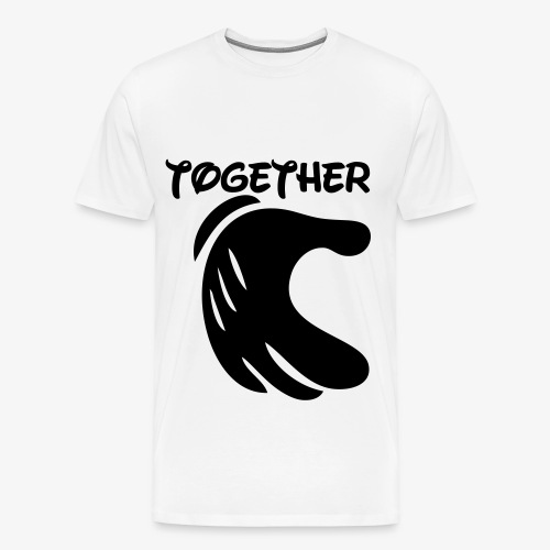 Togethor Forever (Men's T-Shirt) - Men's Premium T-Shirt
