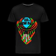 T-Shirts ~ Men's Premium T-Shirt ~ Poor Man's New Day