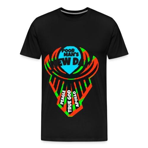 Poor Man's New Day - Men's Premium T-Shirt
