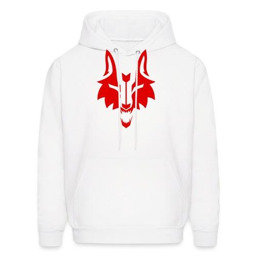 Red Wolf Hoodie - Men's Hoodie
