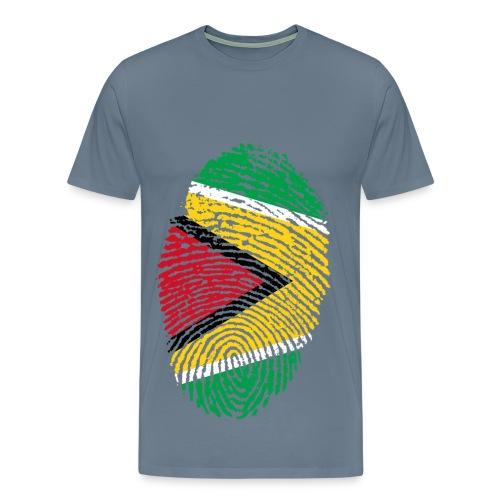 Guyanese Identity - Men's Premium T-Shirt