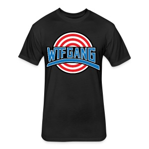 WTFGang TuneSquad T-Shirt - Fitted Cotton/Poly T-Shirt by Next Level