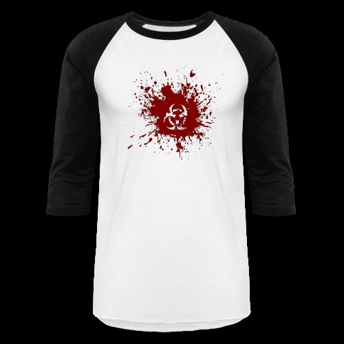 BLOODHAZARD - Baseball T-Shirt