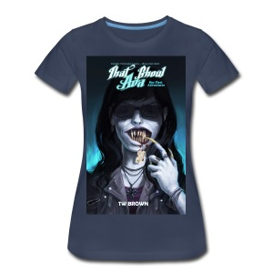 That Ghoul Ava womens T - Women's Premium T-Shirt