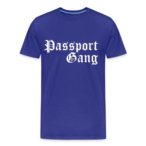 Passport Gang - Men's Premium T-Shirt