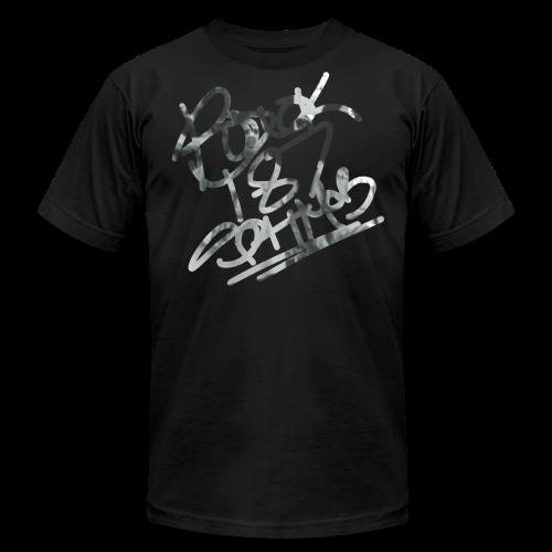 Budlok Leatherface Tee - Men's Fine Jersey T-Shirt
