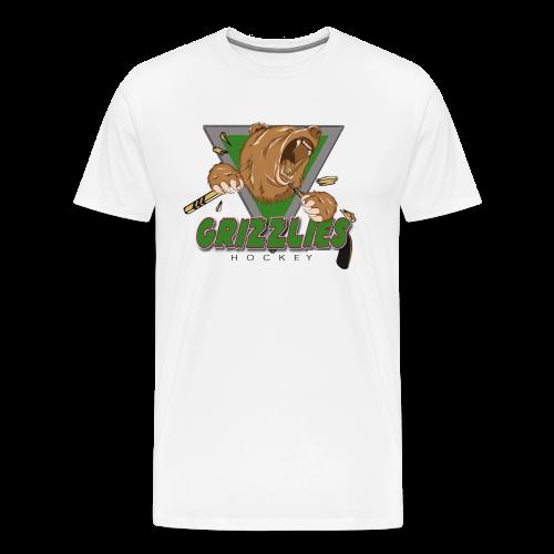 Unisex White Tee - Men's Premium T-Shirt
