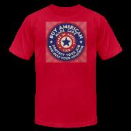 T-Shirts ~ Men's T-Shirt by American Apparel ~ Buy American Cars