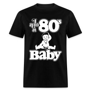80s baby - Men's T-Shirt