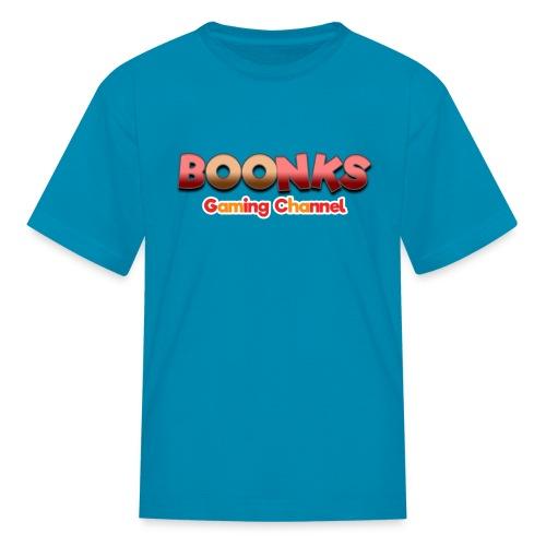 Kid's BOONKS Gaming Shirt - Kids' T-Shirt