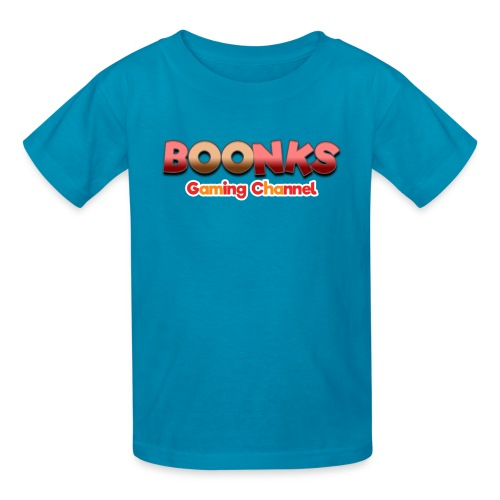 Kid's BOONKS Gaming Shirt - Kids' T-Shirt