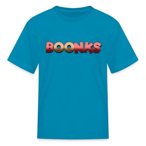 Kid's Official BOOOOOOONNNNNKKKKSSSS Shirt - Kids' T-Shirt