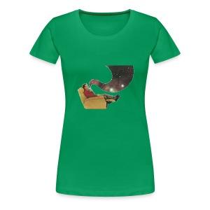 The Rocker - Women's Premium T-Shirt