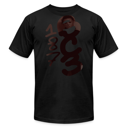 BC3 Michael Myers Tee - Men's Fine Jersey T-Shirt