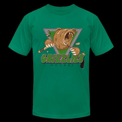 Green Tee - Men's Fine Jersey T-Shirt