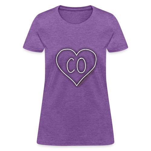 CO_F Women's T-Shirt - Women's T-Shirt