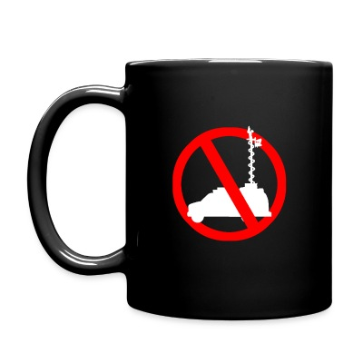 No Live Trucks Coffee Mug - Full Color Mug