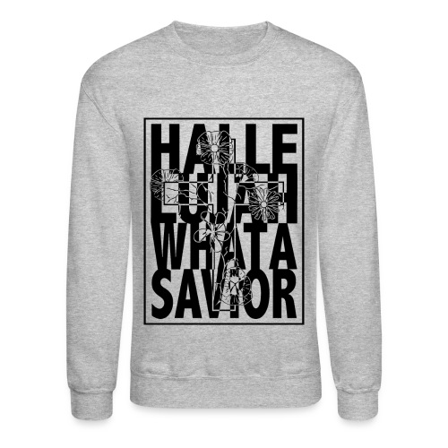 Hallelujah Crewneck - Crewneck Sweatshirt