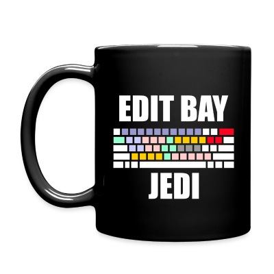 Edit Bay Jedi Coffee Mug - Full Color Mug