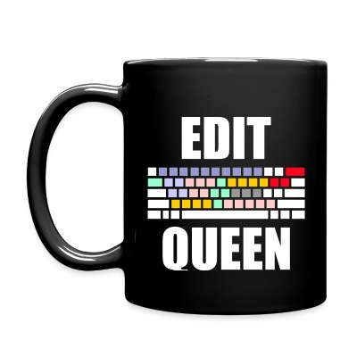 Edit Queen Coffee Mug - Full Color Mug