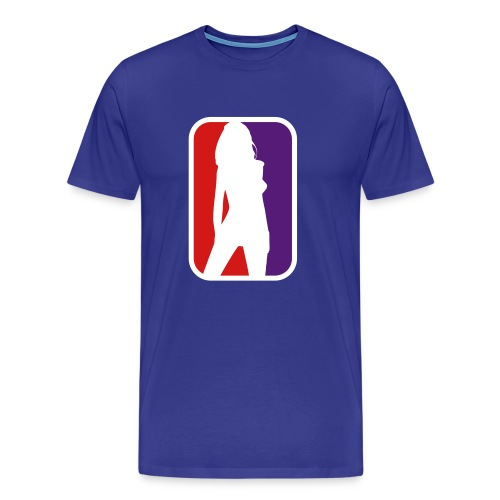 Hemp Life Men's League Tee - Men's Premium T-Shirt