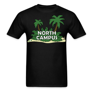 Men's North Campus T-Shirt - Men's T-Shirt