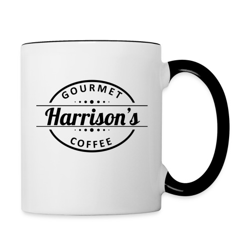 Harrison's Coffee Mug - Contrast Coffee Mug