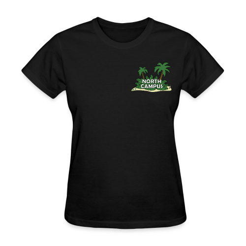 Women's North Campus - Corner T-Shirt - Women's T-Shirt