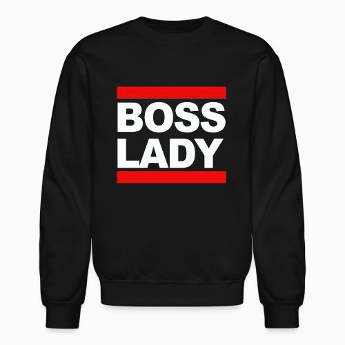 Boss Lady - Crewneck Sweatshirt