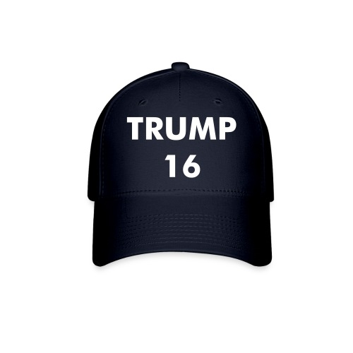 TRUMP 16 Navy Hat - Baseball Cap