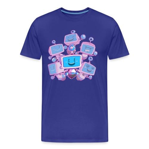 Orbit Emotions T-Shirt - Men's Premium T-Shirt