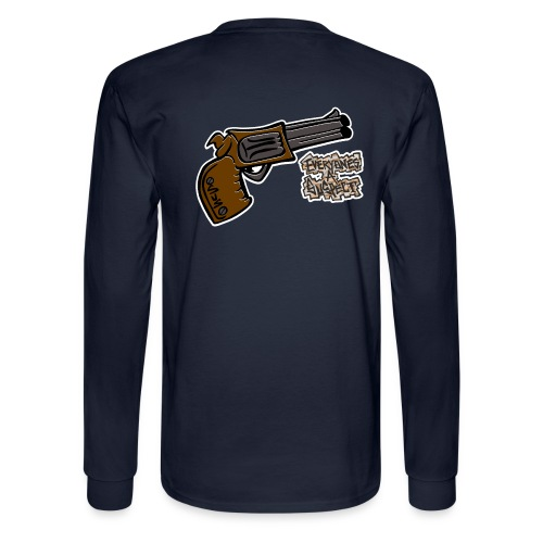 SUS - Revolver Longsleeve - Men's Long Sleeve T-Shirt