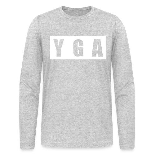 Basic Long Sleeve - Men's Long Sleeve T-Shirt by Next Level