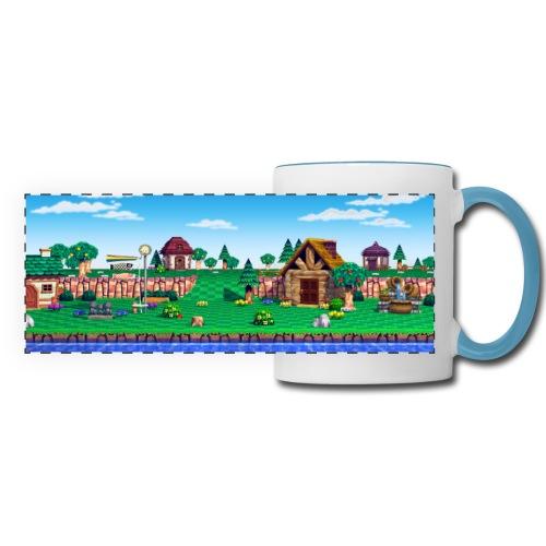 Peaceful Village Mug - Panoramic Mug