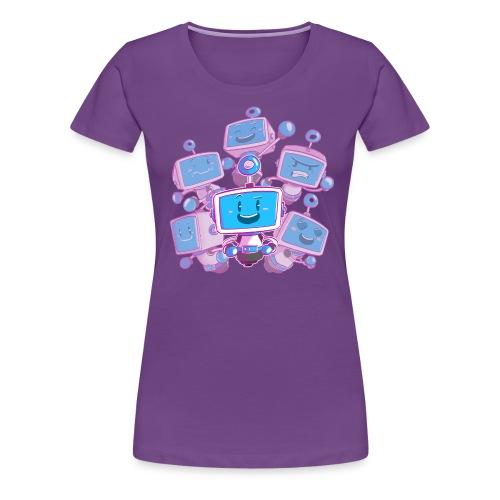 Orbit Emotions T-Shirt (Womans) - Women's Premium T-Shirt
