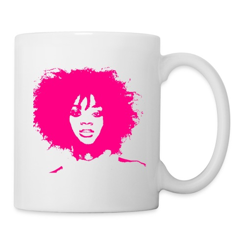 Pretty in Pink Coffee Mug - Coffee/Tea Mug