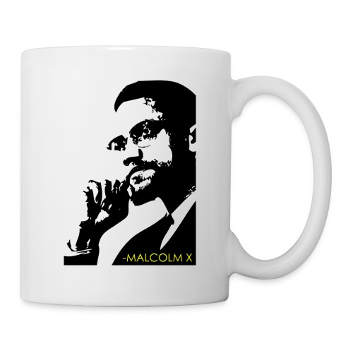 Malcolm X Coffee Mug - Coffee/Tea Mug