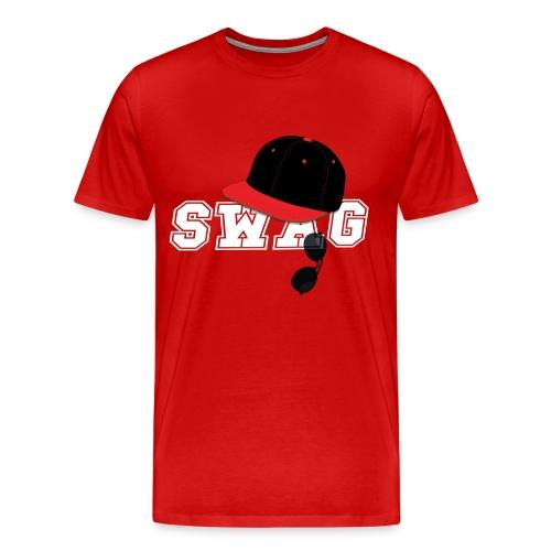 swag tshirt  - Men's Premium T-Shirt