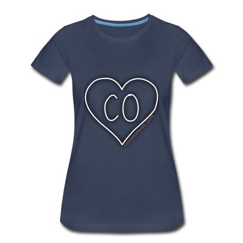 CO_F Premium T-Shirt - Women's Premium T-Shirt