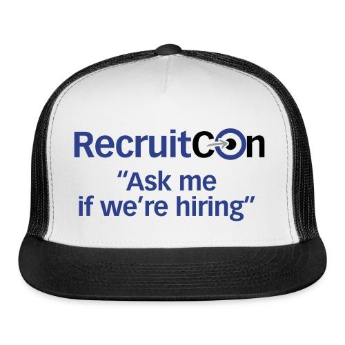 BLR RecruitCon Hat - Trucker Cap