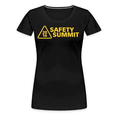 Premium BLR Safety Summit womens T - Women's Premium T-Shirt