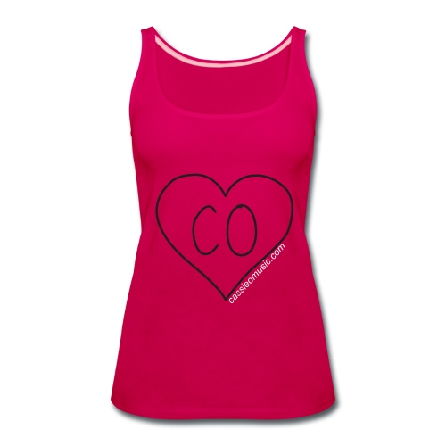 CO_W Women's Tang Top - Women's Premium Tank Top