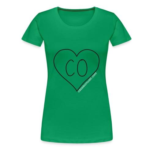 CO_W Premium T-Shirt - Women's Premium T-Shirt