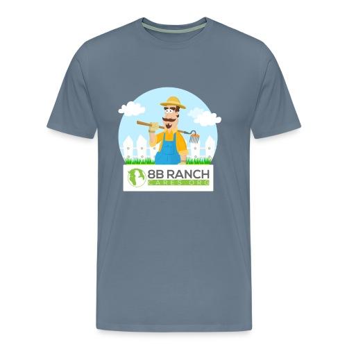 Urban Farmer - Men's Premium T-Shirt