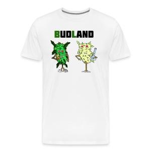 BudLand shirt - Men's Premium T-Shirt