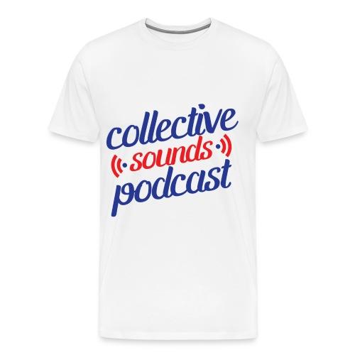 CSP Classic Logo Tee - Men's Premium T-Shirt