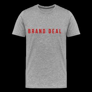 Brand Deal  - Men's Premium T-Shirt
